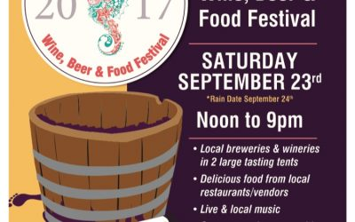 Stone Harbor's 6th Annual Wine, Beer & Food Festival