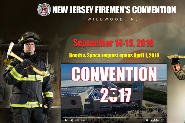 2018 NEW JERSEY FIREMEN'S CONVENTION
