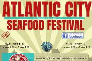 ATLANTIC CITY SEAFOOD FESTIVAL @ BADER FIELD, ATLANTIC CITY   | Atlantic City | New Jersey | United States