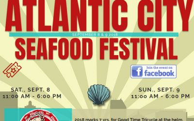 ATLANTIC CITY SEAFOOD FESTIVAL